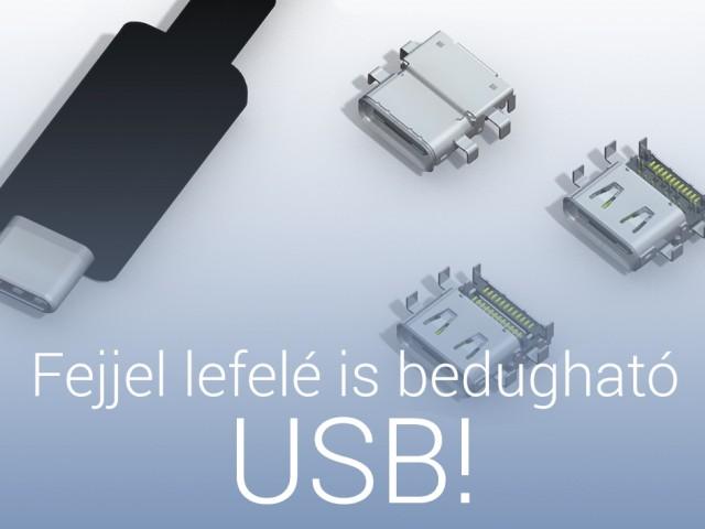 Lassan tényleg itt az USB C